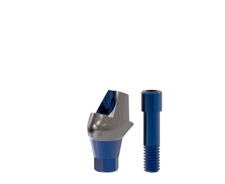 30°-Abutment All-on-T4®-switch / plus 4,8 GH 1,5 mm inkl. Schraube